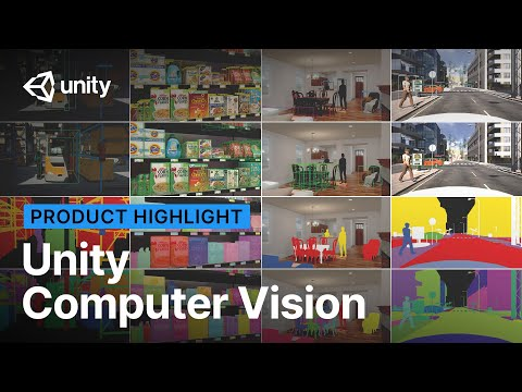 Unity Computer Vision: Supercharge your computer vision training