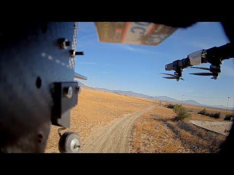 Autonomous Navigation with Improved Visual Terrain Recognition