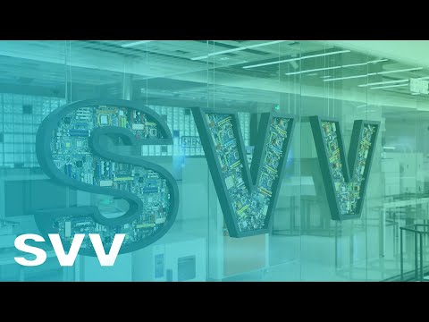 SVV's Promotional Video 2020 - From Prototyping To Manufacturing - Time To Get It Made
