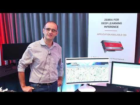 Mipsology Demonstrates Zebra: the High-performance Deep Learning Computation Engine