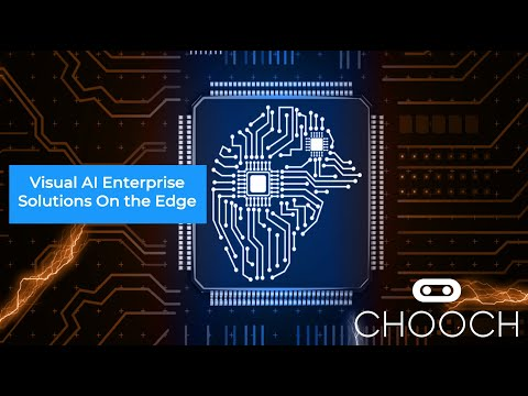Chooch Edge AI with NVIDIA Jetson for AIoT (Artificial Intelligence of Things) and Embedded Vision