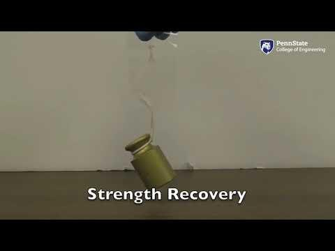 Soft robot actuators heal themselves