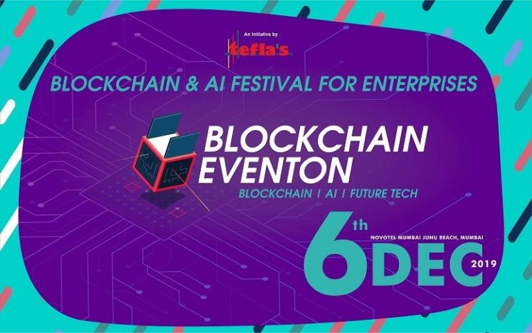 Blockchain Eventon - 6th Dec 2019, Novotel, Juhu Beach, Mumbai