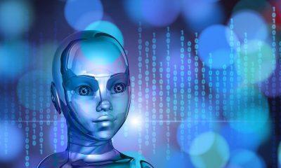 Engineers Working on Two-Legged, Humanoid Robot