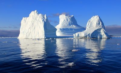 Artificial Intelligence Used to Prevent Icebergs from Disrupting Shipping