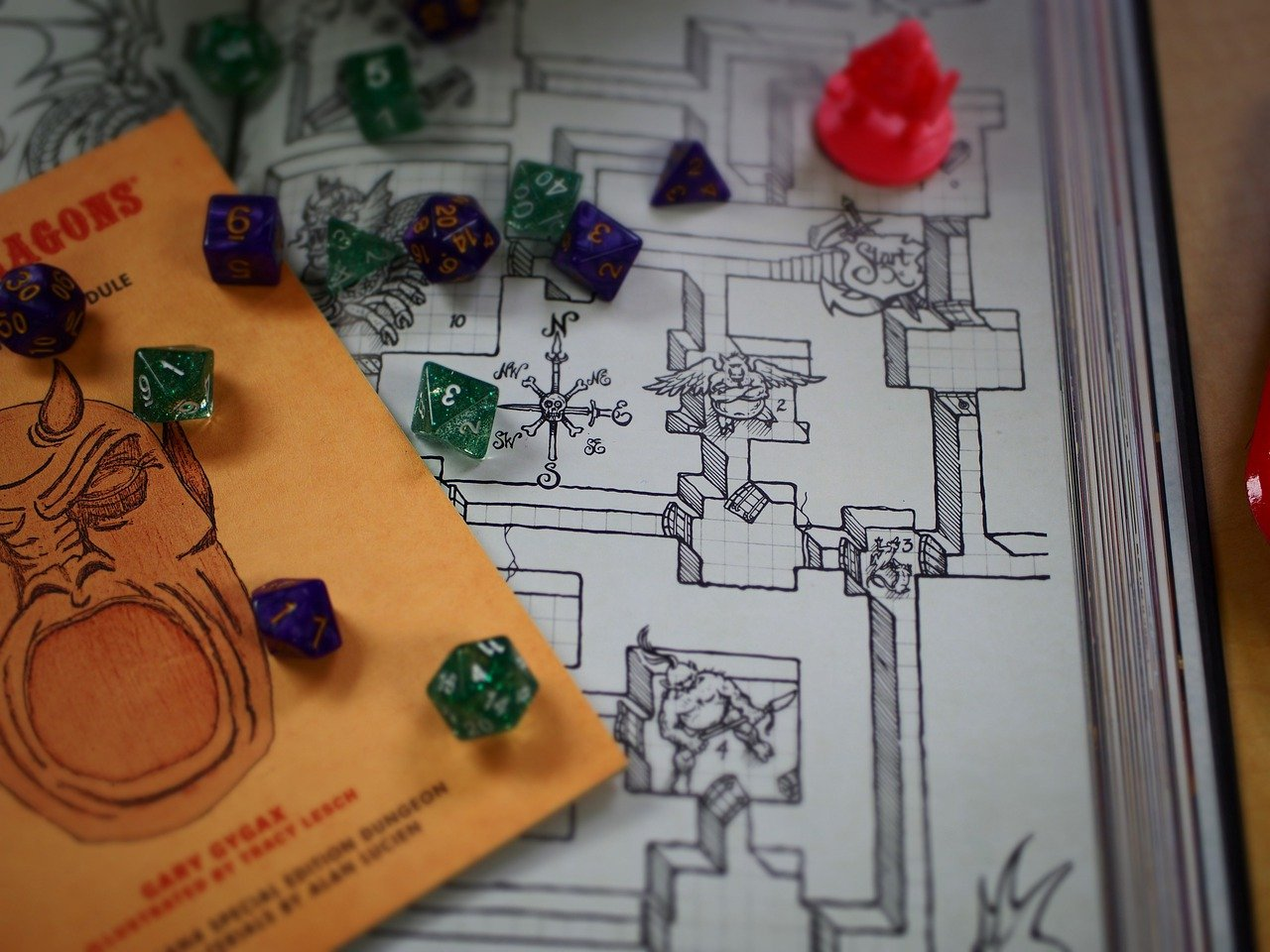 AI Trained To Be A Dungeon Master And Generate Plots For Dungeons And Dragons