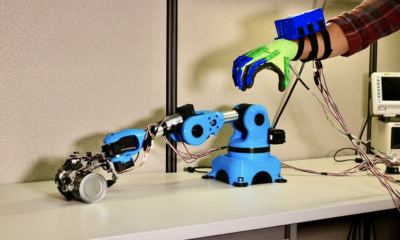 Researchers Develop Method for Steadying Robotic Fingers During Surgery