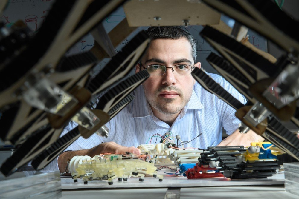 Dr. David Zarrouk, Director of Bioinspired and Medical Robotics Laboratory - Interview Series