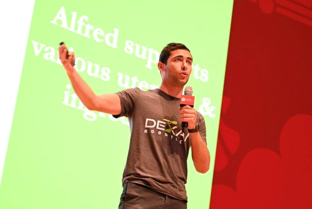 Anthony Tayoun, Co-founder & COO of Dexai Robotics - Interview Series