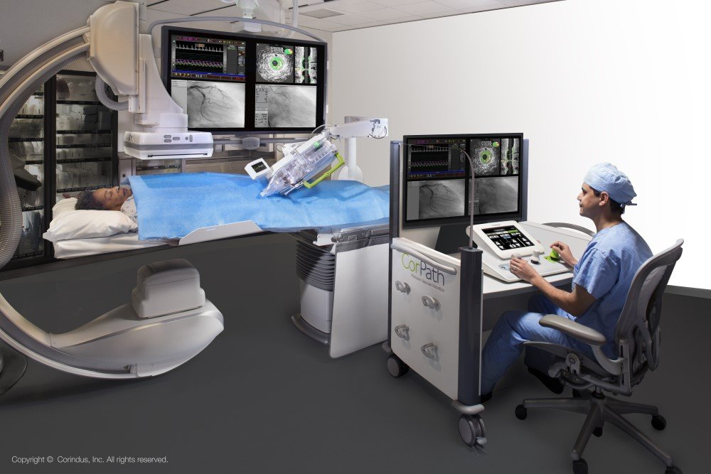 Doug Teany, COO, Corindus, a Siemens Healthineers company - Interview Series