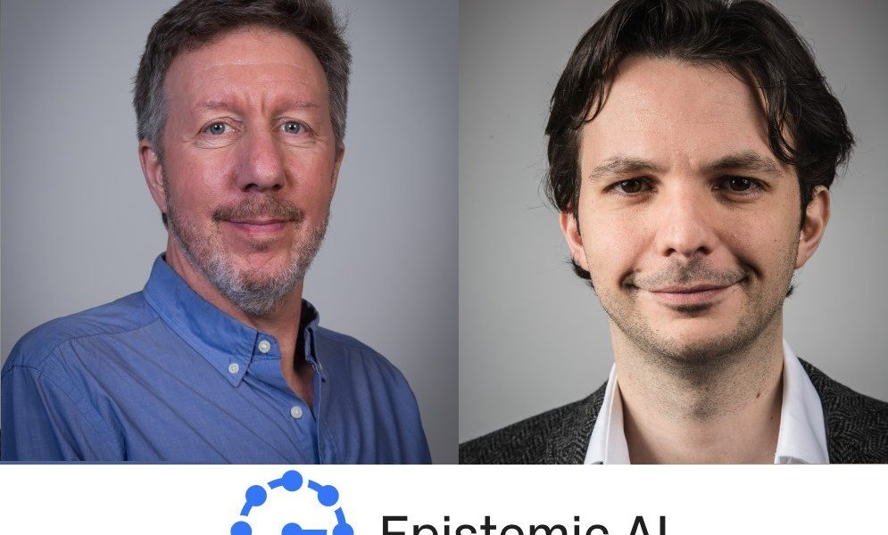 Stefano Pacifico, and David Heeger, Co-Founders of Epistemic AI - Interview Series